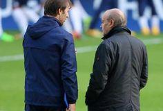 FC Porto Noticias: Pinto da Costa no treino