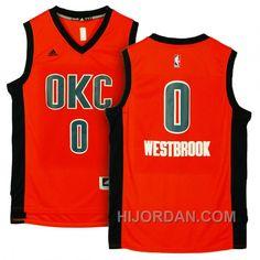 wholesale dealer 1b122 fe87d Oklahoma City Thunder  0 Russell Westbrook 2015-16 Season Alternate Orange  Jersey Free Shipping Fa7Di, Price   89.51 - Air Jordan Shoes, Michael Jordan  ...