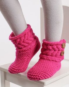 Tina's handicraft : SLIPPER: