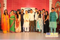 Entire Cast, Channel Spokesperson and Producers