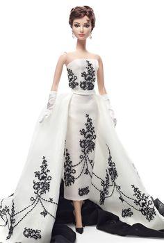 Sabrina doll - Audrey Hepburn collection by Mattel