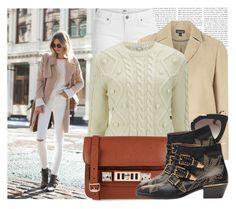 Blogger Style: Tuulavintage by megi32 on Polyvore featuring moda, Carven, Topshop, Paige Denim, Chloé, Proenza Schouler, Prada and vintage