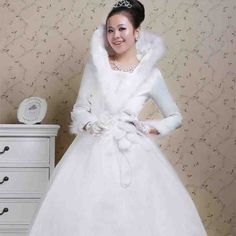 Winter Wedding Dresses 2014