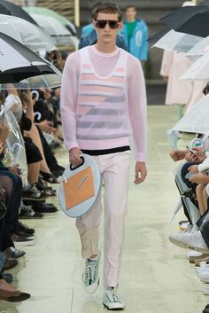 Kenzo Spring 2015 Menswear - Collection - Gallery - Style.com