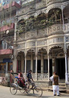 Old City, Varanasi, India