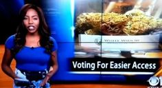 Alaska Reporter Drops F-Bomb and Quits on Live TV For Weed Legalization (Video)