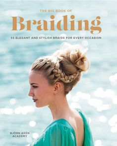 Step-by-step instructions with detailed photographs teach you to create fabulous French braids, Dutch braids, knotted braids, rope braids, and more.