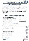#Satzarten #Satzzeichen 3.Klasse #Tuerkisch Arbeitsanweisungen sind in den Lösungen in Türkisch übersetzt. Arbeitsblätter / Übungen / Aufgaben für den Rechtschreib- und Deutschunterricht - Grundschule.  Es handelt sich um 15 Diktattexte, die auf 15 Arbeitsblätter verteilt sind. In den Klammern werden die fehlenden Satzzeichen eingesetzt. Es werden die Satzarten erkannt, bestimmt und geändert. Wortschatz 3.Klasse. • #Fragesatz • #Ausrufesatz • #Aussagesatz