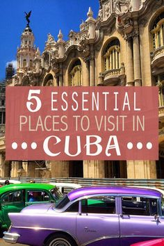 Ever since December when there were public comments by the government about potentially lifting the 50-year embargo on Cuba, people have been asking me non-stop about Cuba. Is it safe to go to Cuba? What's it like in Cuba? Is everything going to change once Americans are allowed to go to Cuba? How can you go to Cuba?