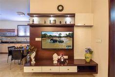 Villa TVUnit Interior Designers & Decorators Bangalore