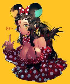 Brush on/브러쉬온 ( Female Character Design, Character Design Inspiration, Character Art, Anime Art Girl, Manga Art, Vrod Harley, Fantasy Art Women, Anime Warrior, Erotic Art