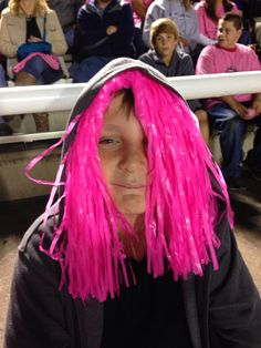 Pink out 2014