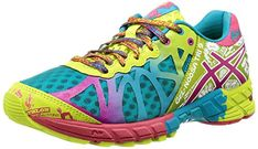 ASICS Women's Gel-Noosa Tri 9 Running Shoe,Boldly delivering lightweight performance, the iconic GEL-Noosa Tri series gets updated with Seamless Construction and is loaded with triathlon specific features. The Open Mesh Upper and Perforated Sockliner improves breathability and moisture drainage, while the optional Elastic Laces and tongue and heel grips make transition a breeze.