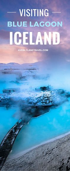 Blue Lagoon may be the most iconic place you can go in Iceland, and is deservedly a must see! Read more on Blue Lagoon on Avenly Lane Travel.