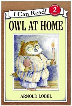 Owl at Home (I Can Read Book 2) by Arnold Lobel #Books #Kids