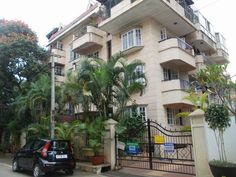 1BHK Apartment for Rent at Defence Town - Bangalore