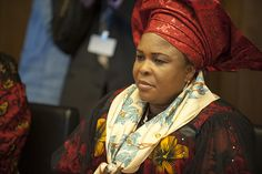 Patience Jonathan Petitions Rep Seeks Protection Against Harassment By FG Agents