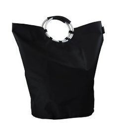 Great for carrying laundry, toting stuff to the beach/pool, or hauling groceries home.  So versatile.  XHandle It in Black