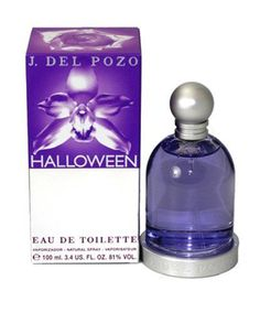 Halloween By Jesus Del Pozo For Women. Eau De Toilette Spray 3.4 Ounces #JesusdelPozo