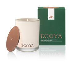ECOYA Limited Edition - Double Vanilla & Cedarwood www.ecoya.com