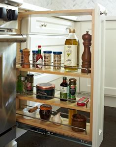 Ezt minden konyhába bevezetnénk kötelező elemként: a legfontosabb és leggyakrabban használt dolgok igenis legyenek kéznél