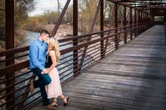 Engagement pictures taken on Lion Park bridge in Fort Collins Colorado by JMGant Photography Couple Senior Pictures, Prom Pictures Couples, Couple Photoshoot Poses, Couple Portraits, Couple Shoot, Family Pictures, Prom Photography Poses, Photography Journal, Graduation Picture Poses