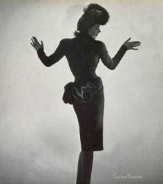 Balenciaga, 1940.