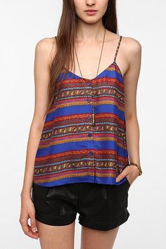 UrbanOutfitters.com > Reformed By The Reformation Melly Cami
