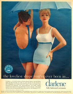 Darlene Swimsuits 1960