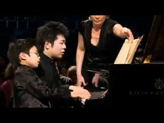 Lang Lang and Marc Yu - Schubert Fantasia D940, Part 01    Lang Lang - Live at Royal Albert Hall (2008)