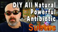 DIY All Natural Powerful Antibiotic