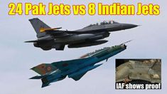 24 Pak Jets Tried To Cross Over, Intercepted By 8 Indian Air Force Fighters