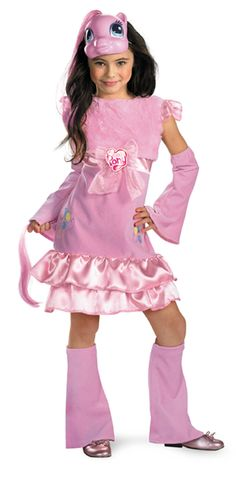 My Little Pony - Pinkie Pie Deluxe Toddler / Child Costume, 69642