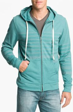 Public Opinion French Terry Zip Hoodie | Nordstrom
