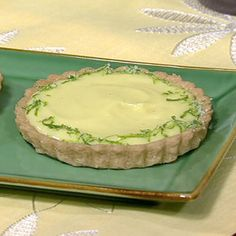Margarita Tartlets from The Chew... Clinton Kelly and Carla Hall