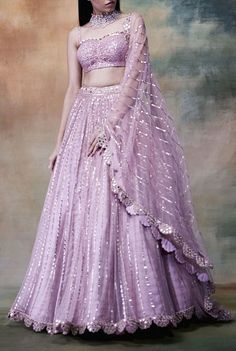 Nov 2019 - Fun and Love Filled Amazing Festive Season Outfit Idea - AwesomeLifestyleFashion A beautiful Pink Lehenga with Shirt This outift is a really beau… Indian Gowns Dresses, Indian Fashion Dresses, Dress Indian Style, Indian Designer Outfits, Designer Dresses, Lehenga Choli Designs, Designer Bridal Lehenga, Party Wear Lehenga, Party Wear Dresses