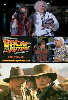 Episódio 13 - De Volta para o futuro - filmesclassicos.podbean.com