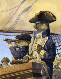 Captain Seadog by Chris Dunn