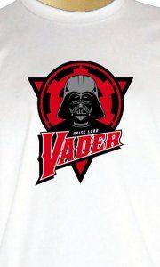 Camiseta Lord Vader - Camisetas Personalizadas, Engraçadas e Criativas