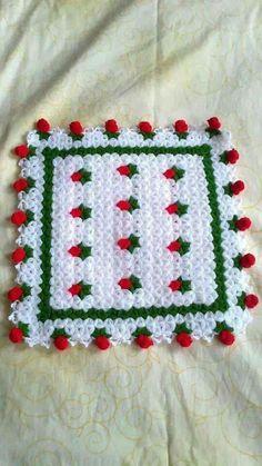 Crochet Girls Dress Pattern, Crochet Patterns, Yarn Crafts, Diy And Crafts, Piercings, Filet Crochet, Bridal, Girls Dresses, Blanket