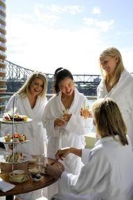 Review: The Dome Retreat Day Spa, Marriott, Brisbane, Australia ·