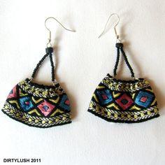 Hippie earing