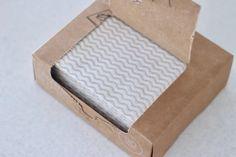 大人気のニトリのダスター。箱に一工夫すると圧倒的に便利になります!|LIMIA (リミア) Coasters, Coaster