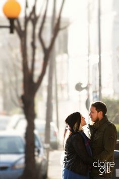 Urban pre wedding photoshoot in East London. http://clairegill.photography