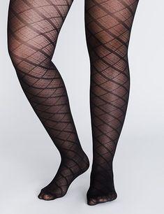 2e7d31df172 Plus Size Tights   Shaping Leggings