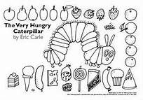 The Very Hungry Caterpillar printables - Bing Images