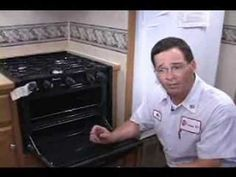 YouTube How to keep from burning things in your trailer oven!!  Great tip!