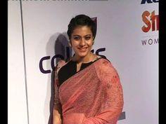 Kajol SPOTTED @ Stree Shakti Women Awards 2014.