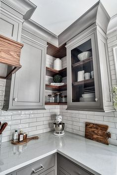 Beautiful Kitchen Cabinet - CLICK THE PICTURE for Lots of Kitchen Cabinet Ideas. 64475975 #kitchencabinets #kitchendesign