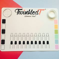 Twinkled T GLAMOUR MAT®!